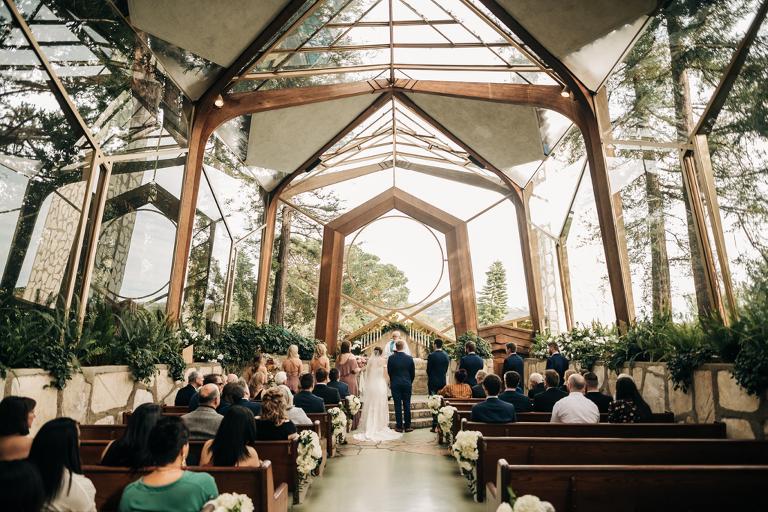 Wayfarers Chapel Wedding.Winter Coastal Wedding At Wayfarers Chapel Lindsay Mike Los